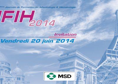 2014 : JFIH / 20 JUIN