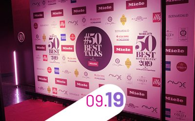 #50 BEST TALKS