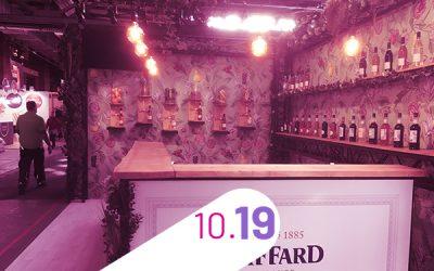 STAND GIFFARD BAR CONVENT BERLIN